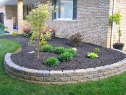 landscaping retaining walls front yard