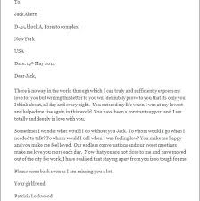 Sample Romantic Letters Free Documents In Word Intended For