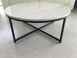 round coffee table in perth city area
