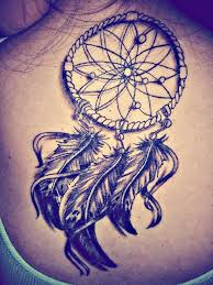 Dream Catcher Tattoo On Side Dream Catcher Tattoo I Defiantly Want One Either On My Thigh Or 61