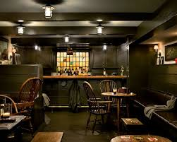 Marvellous Irish Pub Decorating Ideas With Vintage And Classic Touch:  Traditional Basement Bar Ement Pub