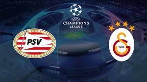 Galatasaray PSV Eindhoven maçında 11'ler belli oldu - Son Dakika Haberleri