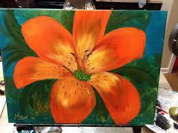 tiger lily acrylicmax