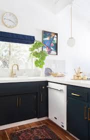 White Appliance Kitchen The Final Big Kitchen Makeover Post Emily Henderson