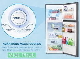Tủ lạnh AQUA AQR-B388MA(FB) Inverter 350L Chính hãng giá rẻ T2/2021