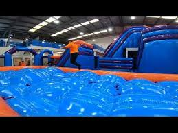 Inflata Nation: <b>Inflatable</b> Theme Park Days Out Great For Families