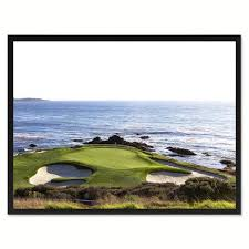 Small Picture Vancouver Canada Golf Course Photo Wall Art Home Dcor Frame
