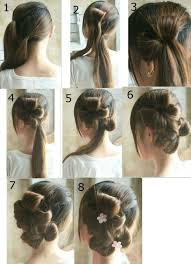 party hairstyles step by step 2017