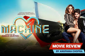 machine movie review film companion in the first scene of machine a college girl gives a hefty donation to a nun we are told that we are somewhere in north