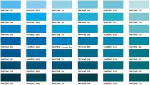Pantone Color Chart Blue Pantone Color Chart Executive Apparel Pantone Color