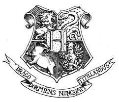 Scarica E Stampa Hogwarts Stemma Da Colorare Disegni Da Colorare