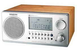 sangean wr 2 digital am fm tabletop radio 129