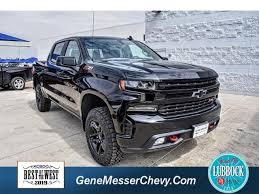 New 2019 Chevrolet SILVERADO 1500 LT Trail Boss - VIN: 1GCPYFED8KZ348813