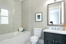 bathroom tile grey subway. Subway Tile Bathtub Amazing Ideas Bathroom Grey R
