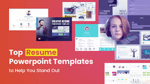 Resume In Powerpoint Top Resume Powerpoint Templates To Help You Stand Out