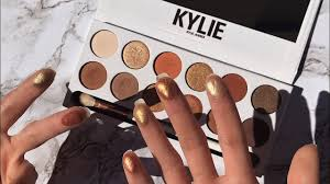 Kylie Cosmetics Bronze Extended Palette ...