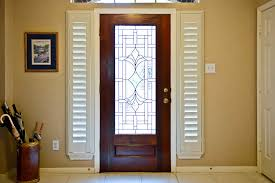 Front Door Sidelight Blinds New Furniture