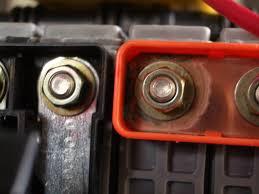 HV battery corrosion   PriusChat