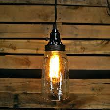 battery powered hanging lamps awesome wireless led fabric pendant light battery operated