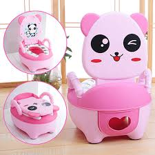 <b>Portable</b> Panda <b>Pot</b> Children's <b>Travel Pot Cute</b> Boys Urinal <b>Infant</b> ...