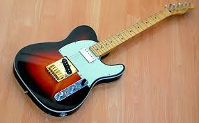 the blog watersish com squier andy summers tribute telecaster project