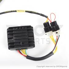 gy6 11 pole 7pin rectifier