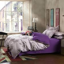 urban comforter sets whole comforter sets bedding cotton set purple urban style good quality