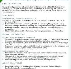 Sample Resume College Download Sample Resume For College Student