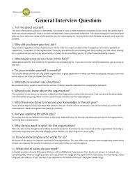 Last Interview Questions General Interview Questions And Answers