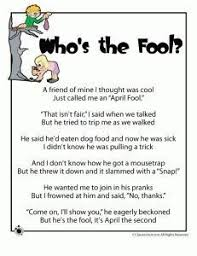 fool s day is the perfect excuse crack a joke stir up some  i have to share this my kids tomorrow