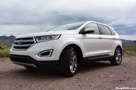 BangShift.com Test Drive: 2015 Ford Edge