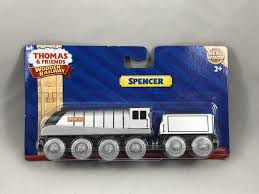 thomas the tank friends nib 2016 real wood spencer