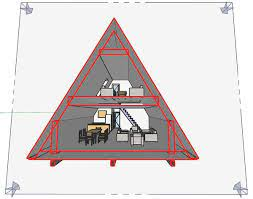 a frame house plans avrame