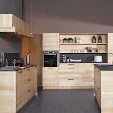 Idée Relooking Cuisine Cuisine Moderne Couleur Bois Cuisine