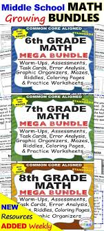 Mathts Mental 3rd Grade 7th Common Core With Answer Key Reference ...
