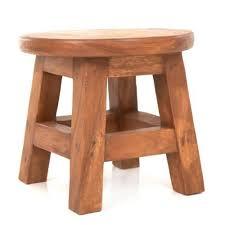 Designer Wooden Stool