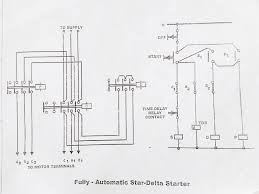 star delta motor starter control diagram working principle Diagram Of Motor Starter automatic star delta starter control diagram diagram of a starter motor