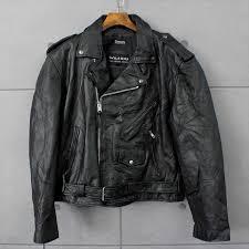 genuine leather riders jacket
