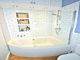 corner bathtub shower bathroom wonderful corner bathtub shower curtain rod full size stupendous tub small combo