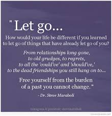 Quotes About Letting Go Of Love