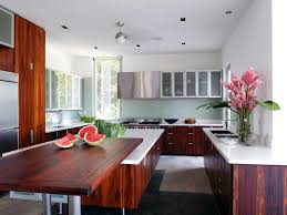 Wood Kitchen Countertops HGTV - Granite kitchen counters