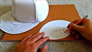 How To Make Hat With Chart Paper Pin On Hoede