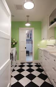 no nonsense style lights are great for laundry rooms photo credit traditional