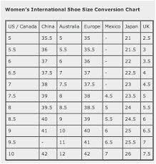 Clothing Size Conversion Chart For Mexico Mexican Clothing