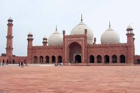 mosque place of worship com lahore badshahi mosque