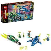 <b>Конструктор LEGO NINJAGO</b> 71709 <b>Скоростные</b> машины Джея и ...