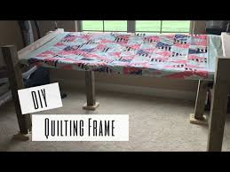 DIY Hand Quilting Frame - YouTube & DIY Hand Quilting Frame Adamdwight.com