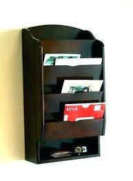 office mail organizer wall mounted mail organizers wood mail organizer wall mount wood mail organizer wall
