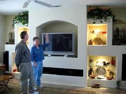 unique designs entertainment center