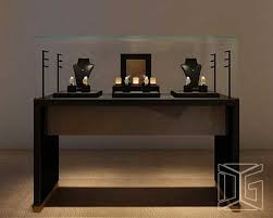 Steel Stands For Display JS100 Luxury Stainless Steel Wooden Jewelry Display StandGuangzhou 60